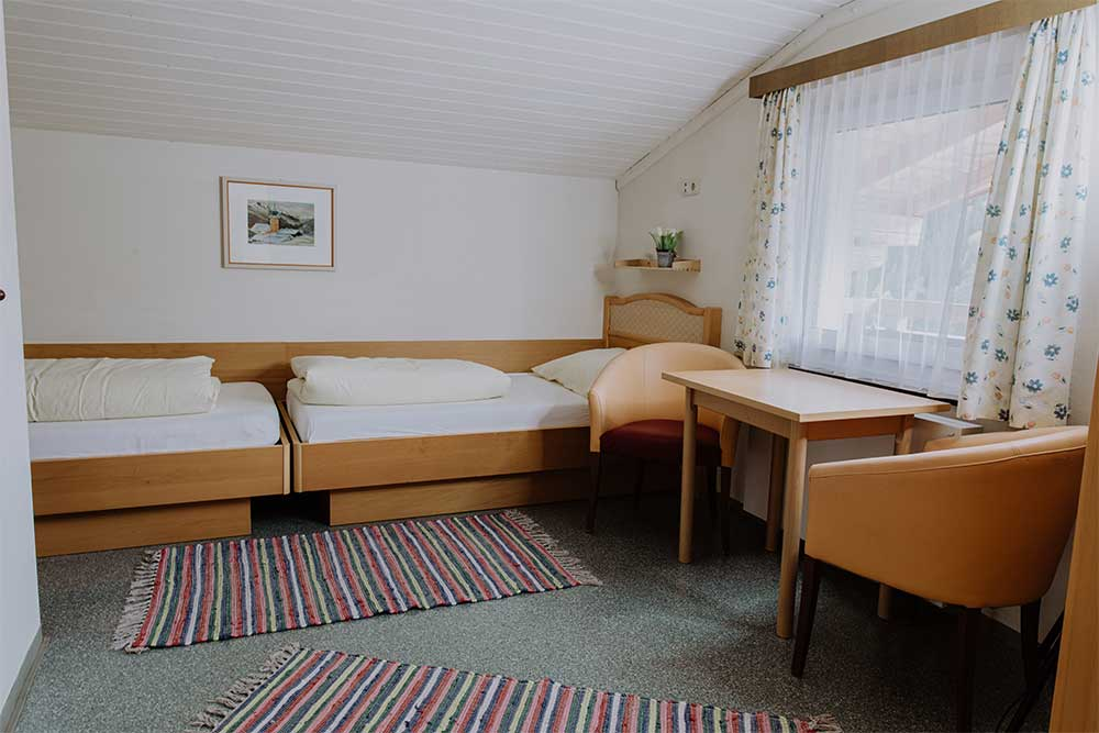 Jugendpension Sonnegg in Saalbach