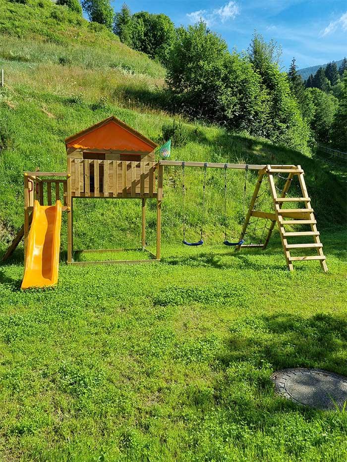Spielplatz Jugendpension Sonnegg